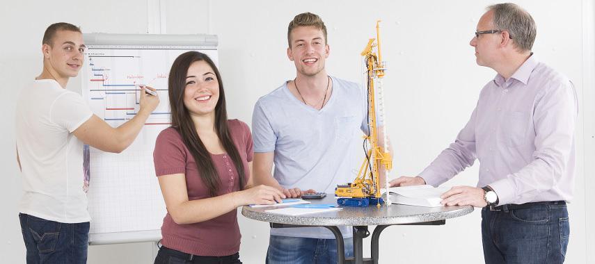 Institut bauingenieurwesen forschung in den for Bauingenieurwesen studium