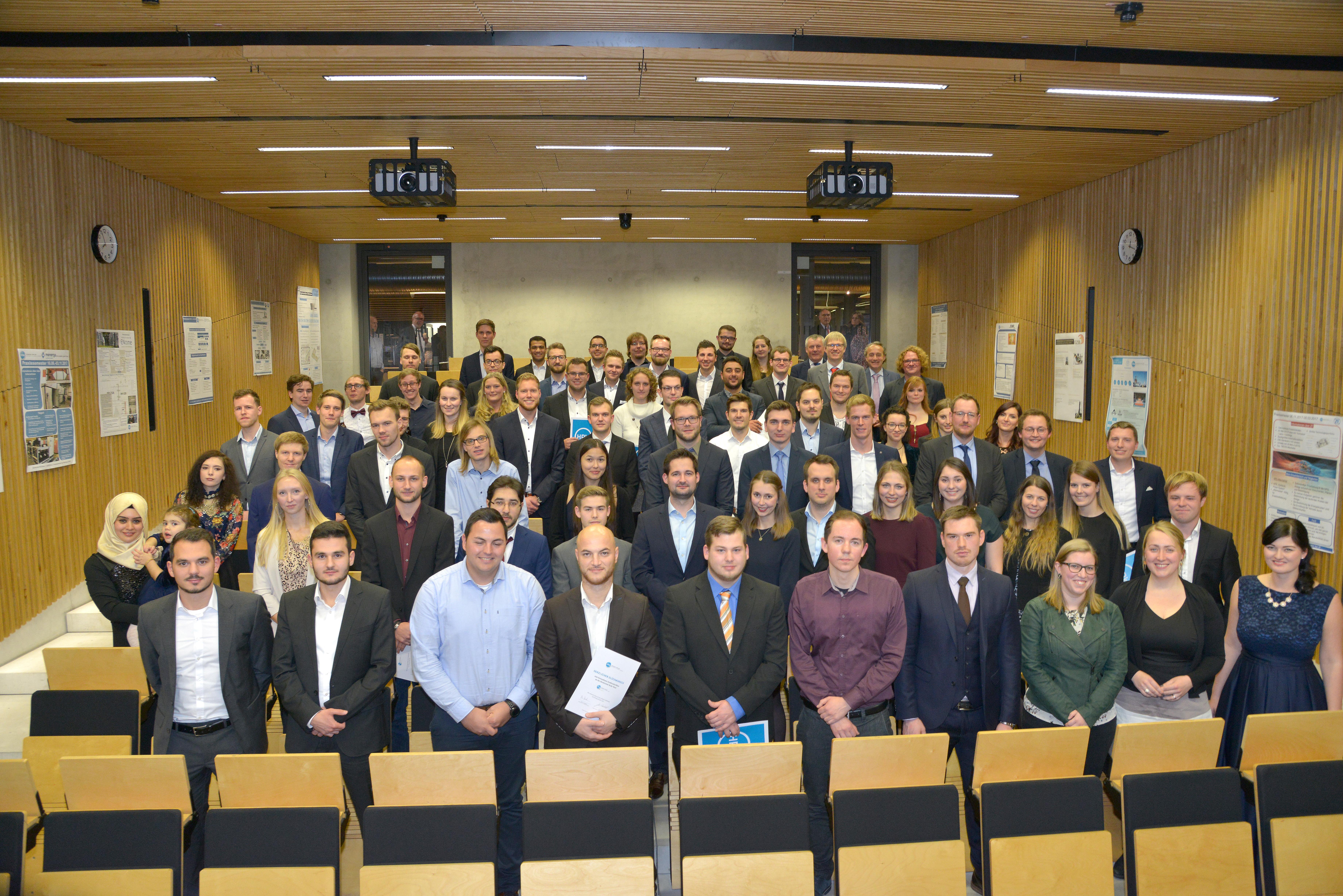 Studienabschlussfeier Fb 1 Hochschule Ruhr West